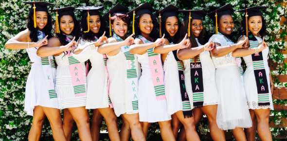 Alpha Kappa Alpha Sorority: Name That Picture?