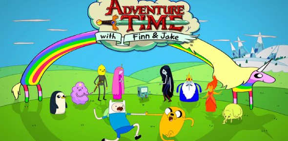 "Find Out Which ""Adventure Time"" Character Are You? Quiz"