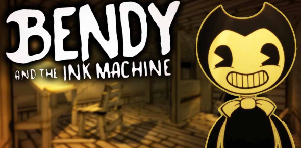Bendy And The Ink Machine Test