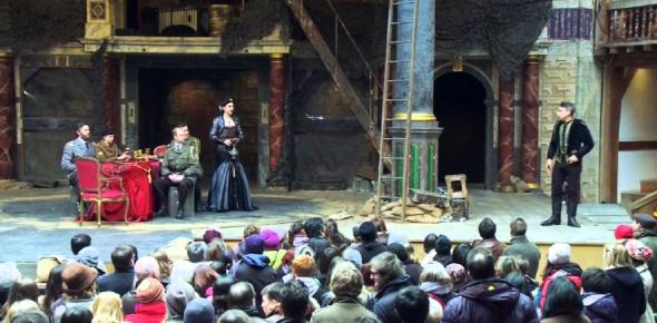 Macbeth Act II : Vocabulary Questions! Quiz