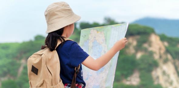 Basic Map Skills Quiz: Trivia!