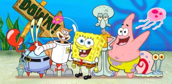 SpongeBob SquarePants Ultimate Quiz!