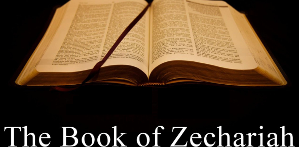 The Book Of Zechariah Chapter 1 To 4 : Trivia Quiz