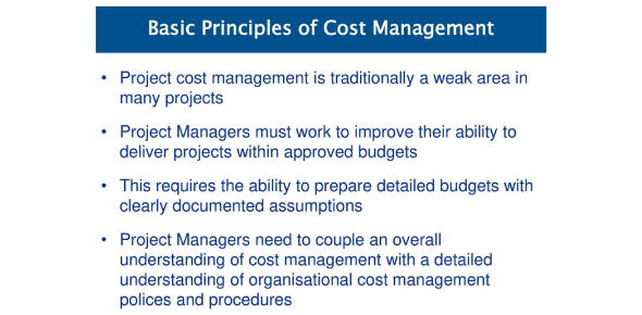 Quiz: Basic Project Cost Management Principles!