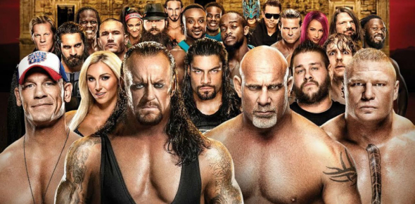 Which WWE Superstar Are You!?
