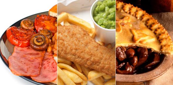 The Candid Test On British Food Quiz