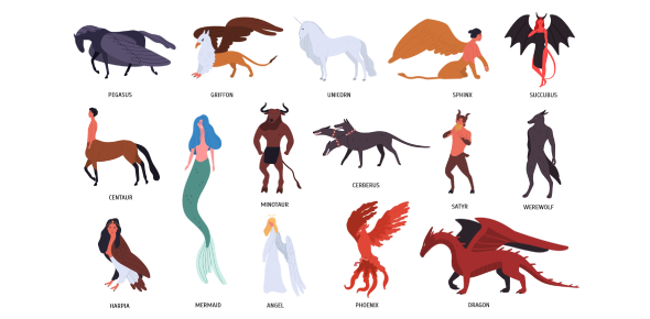 What Mythical Being Are You?