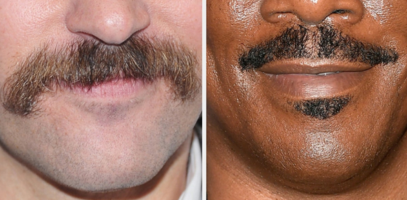 Guess The Celebrity Mustache