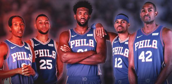 The Ultimate Fan Quiz On NBA - Philadelphia 76ers