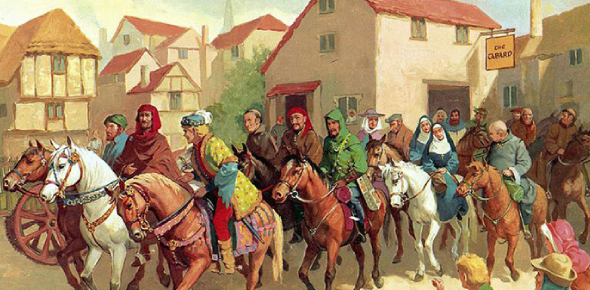Which Canterbury Tales Character Are You?