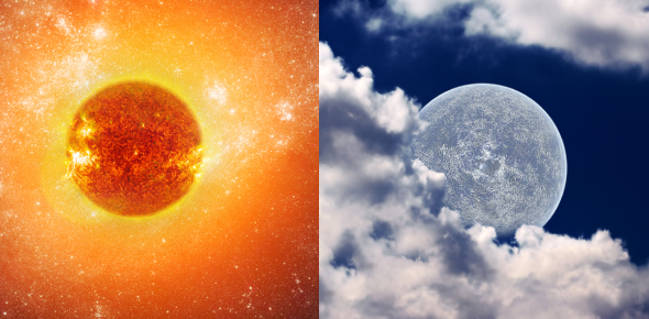 Are You The Sun Or The Moon?