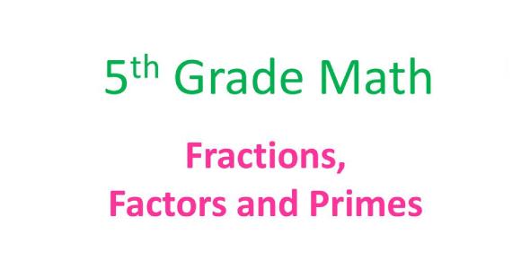 Trivia Questions On 5th Grade Math! Quiz