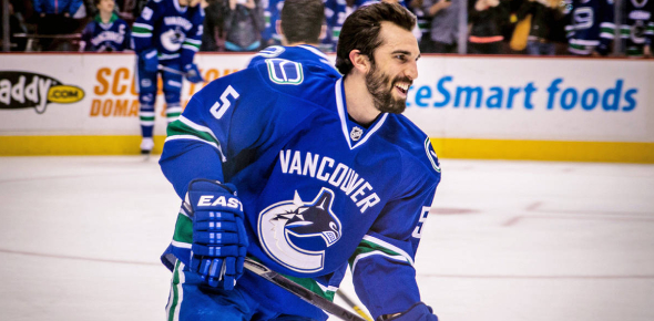 The Ultimate Quiz On NHL: Vancouver Canucks! Trivia