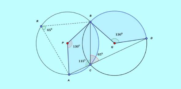 Soal Latihan Matematika Kelas 8 Semester 2 : Bab Lingkaran