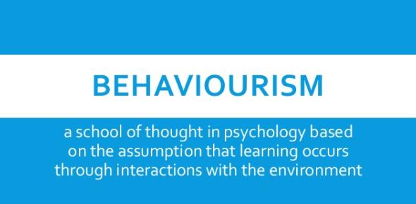 Quiz Over Behaviorism