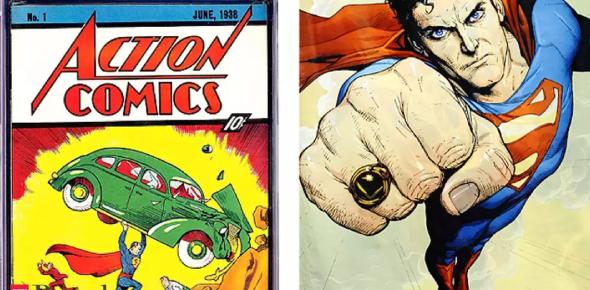 Comic Book Trivia Quiz: Ultimate MCQ