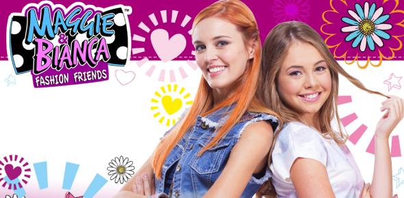 Maggie & Bianca: Fashion Friends Quiz