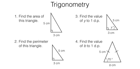 Trigonometry Exam! Ultimate Math Quiz