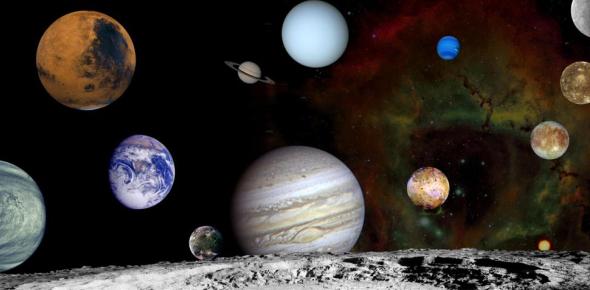 Science: Planets Quiz