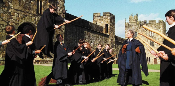 Harry Potter Quiz: Your Life At Hogwarts!