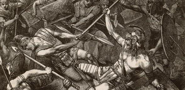 History Of Spartacus: Trivia Quiz!