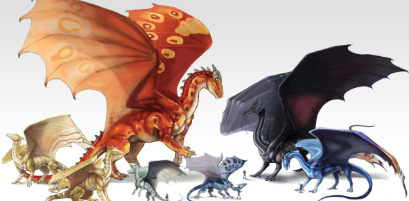 What Breed Of Dragon Are You?