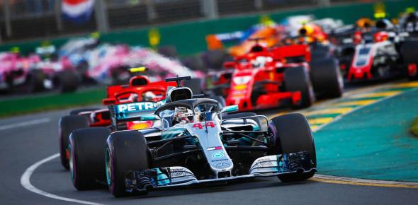 F1 Racing Technical Quiz