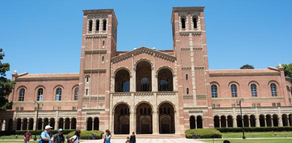 Trivia Quiz On UCLA School!