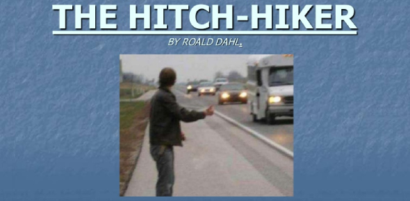 The Hitch Hiker Story By Roald Dahl! Trivia Quiz