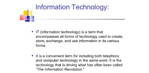 Basic Information Technology Quiz For All! Trivia