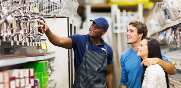 Retail Sales Trainer