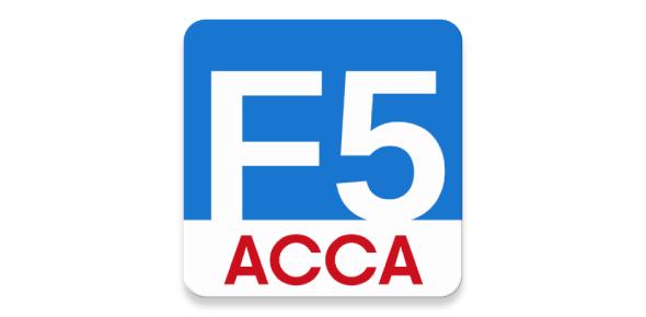 ACCA F5 Certification Exam: Trivia Quiz