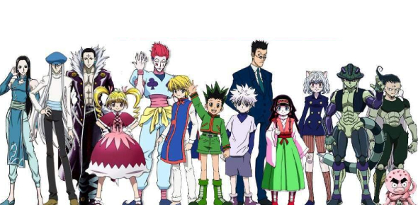 Personality Quiz: Which Hunter X Hunter Character Are You!