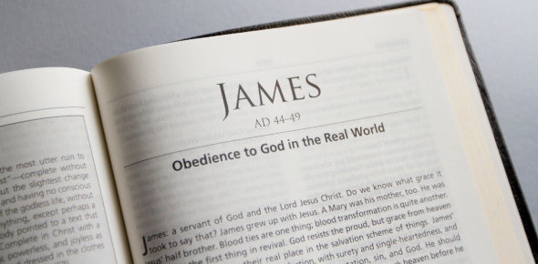 Bible Questions On James Chapter: Quiz!
