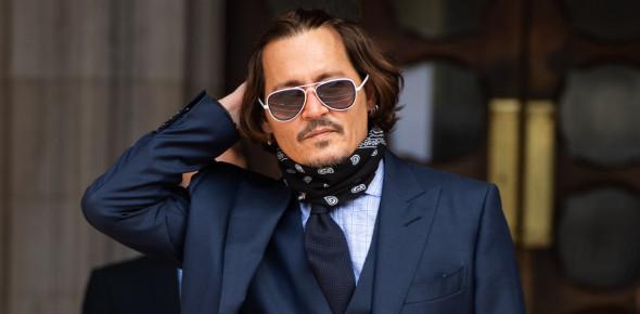 The Amazing Quiz On Johnny Depp