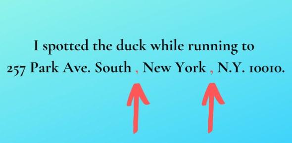 Comma Usage Exam Quiz: Trivia!