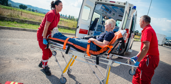 Review Questions: Injury Emergencies