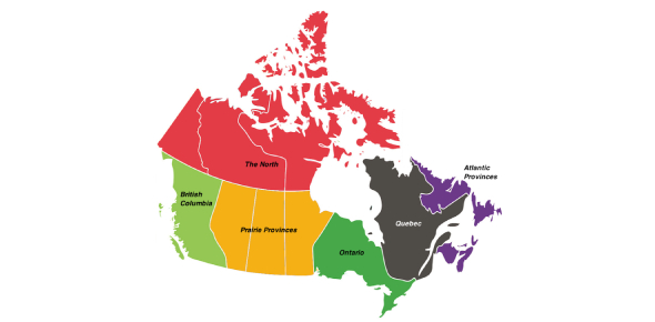 Canada Map Quiz: Can You Identify The Cities Of Canada?