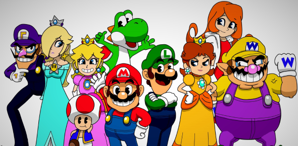 Quiz: Find Out Which Mario Character You Are!