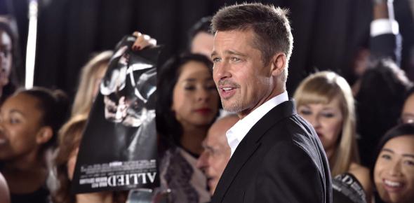 Are You Brad Pitt