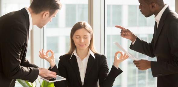 Stress Management Quiz: MCQ Test!