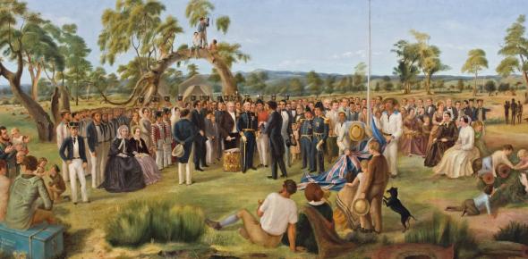 Australian History Quiz: Test!