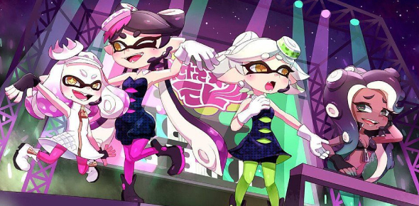 Which Squid Sister Are You?
