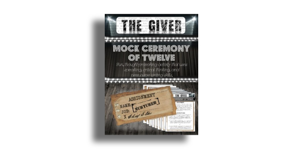 Ceremony Of Twelves: The Giver! Quiz