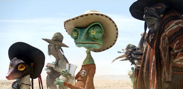 Which Rango Character Are You?