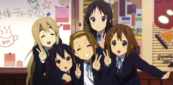 What K-on! Character Are You?