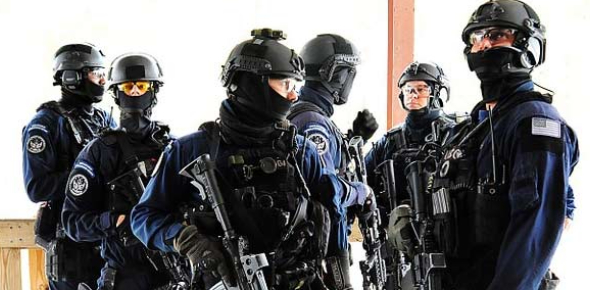 Security Forces CDC