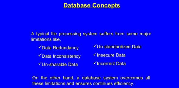 Database Concepts Exam Quiz: Trivia!