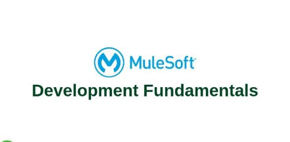 Mulesoft.U Development Fundamentals! Trivia Training Quiz