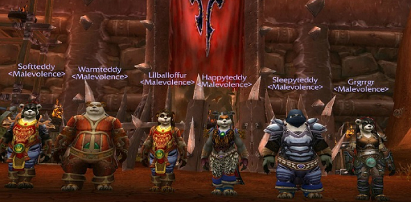 World Of Warcraft Race Personality Quiz